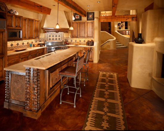 Roaring fork builders projects santa fe style Home decorators mexico missouri